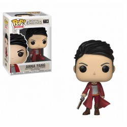 Funko Pop Movie - Mortal Engines - Anna Fang