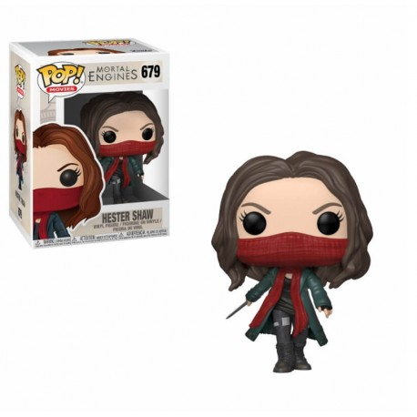Funko Pop Movie - Mortal Engines - Hester Shaw