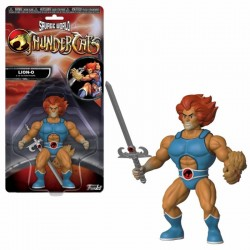 Figurine Thundercats - Savage World - Lion-O - 15cm