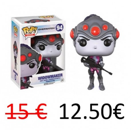 Funko Pop Games - Overwatch - Widowmaker