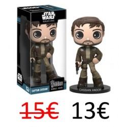 Funko Wacky Wobbler STAR WARS Rogue One - CASSIAN ANDOR