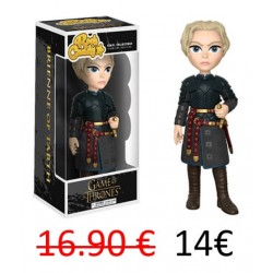 Funko Rock Candy Games of Thrones - BRIENNE OF TARTH