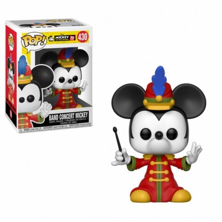 Funko POP Disney Mickey's 90th Anniversary Band Concert Mickey
