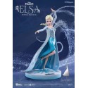 Statue Disney - Beast Kingdom - Frozen Reine des neiges - Elsa - 45cm
