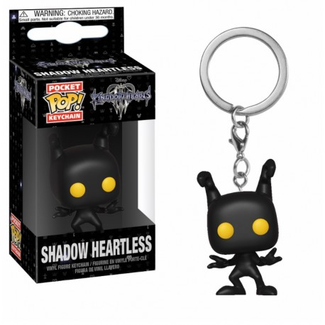 Funko Pop Porte-clé - Disney - Kingdom Hearts  - Shadow Heartless