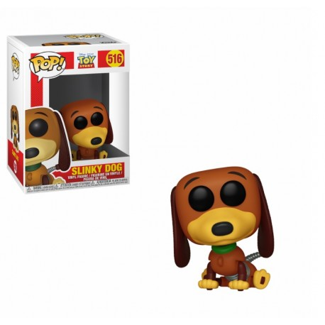 Funko Pop Disney - Toy Story - Slinky Dog - Prix préco