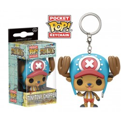Funko Pop Porte-clé Keychain - One Piece - Chopper