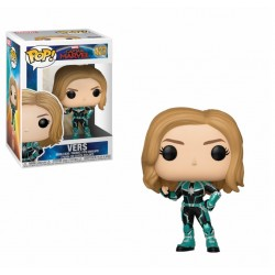 Funko Pop Marvel Movie - Captain Marvel - Vers