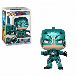 Funko Pop Marvel Movie - Captain Marvel - Yon-Rogg