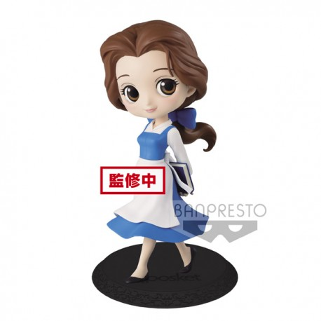 Figurine QPosket Disney Belle country style - 14cm - Banpresto