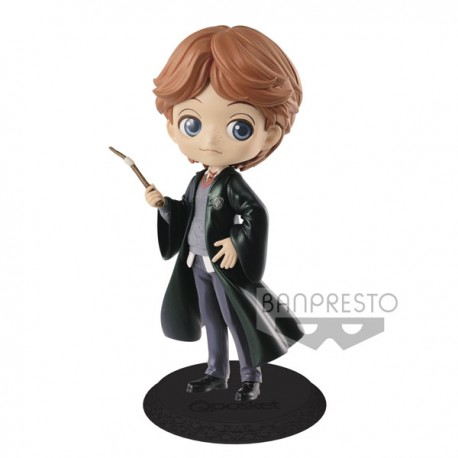Figurine QPosket Harry Potter - 14cm - Banpresto