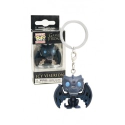 Porte-clé Keychain - Funko - Game of Thrones - Ice Viserion Exclu