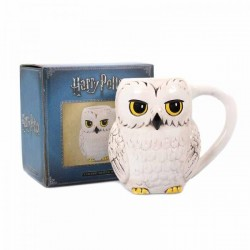 Mug 3D Harry Potter - Hedwig - 425ml