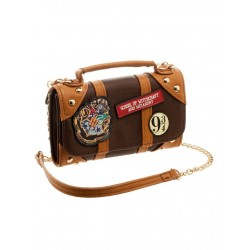 Sac à main Harry Potter - 18cm - Patch 9 3/4