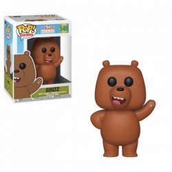 Funko Pop Animation - We Bare Bears - Grizzly