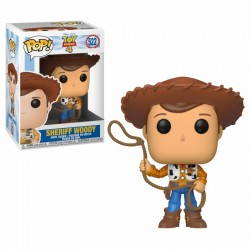 Funko Pop Disney - Toy Story 4 - Sheriff Woody