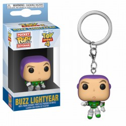 Funko Pop Porte-clé - Keychain - Disney Toy Story 4 Buzz Lightyear