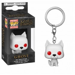 Porte-clé Funko Pop Keychain Game of Thrones - Ghost
