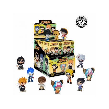 Figurine Mystery Mini best of Anime Shonen Jump - boîte individuelle