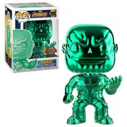 Funko Pop Marvel Infinity War Thanos Green Exclu - 1 MAX par personne