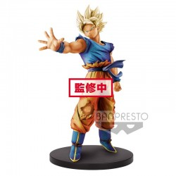 Figurine DBZ Blood of Saiyans Son Goku 20cm BAN82433