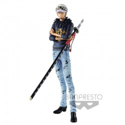 Figurine Grandista One Piece Trafalgar Law 29cm Banpresto