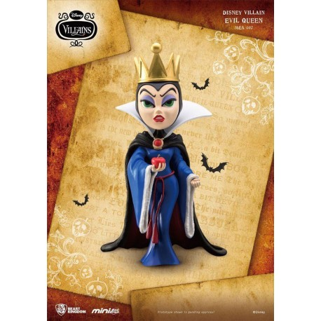 Figurine Disney Villain Evil Queen 9cm Beast Kingdom