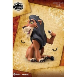 Figurine Disney Villain Scar 9cm Beast Kingdom