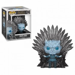 Funko Pop TV - Game of Thrones - Night King On Iron Throne
