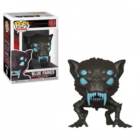 Funko Pop Castlevania - Blue Fangs