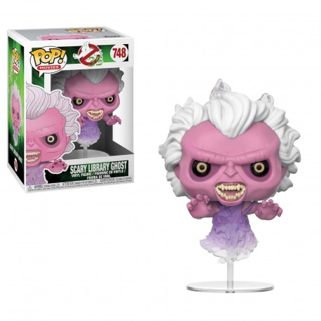 Funko Pop Ghostbusters - Scary Library Ghost