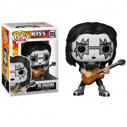 Funko Pop Rock Kiss - Spaceman