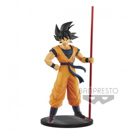 Figurine DBZ Super Son Goku 20th movie - Banpresto