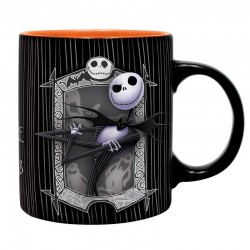 Mug 320ml Disney - Nightmare Before Christmas - Jack & Zero