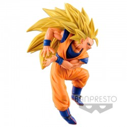 Figurine DBZ Dragon Ball Z - Goku SS3 - BAN34398