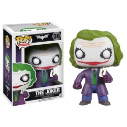 Funko Pop DC Comics - Batman The Dark Knight - The Joker