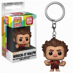 Porte-clé Funko Pop Disney - Wreck-it Ralph - Ralph
