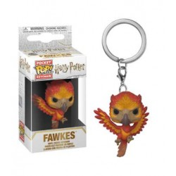 Porte-clé Keychain Harry Potter - Fawkes - Fumseck