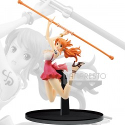 Figurine One Piece - Nami - World Figure Colosseum 13cm Banpresto