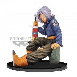 Figurine DBZ Future Trunks BWFC 13cm Banpresto