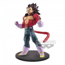 Figurine DB GT Vegeta SS4 Blood of Saiyans 19cm Banpresto