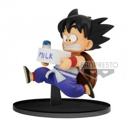 Figurine Dragon Ball Son Goku Kid Milk BWFC 11cm Banpresto