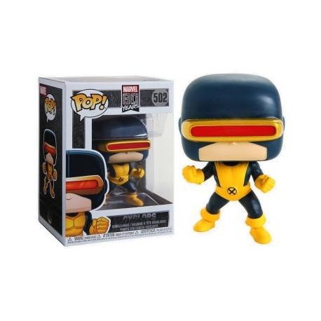 Funko Pop Marvel 80th Anniversary X-men First Appearance - Cyclops