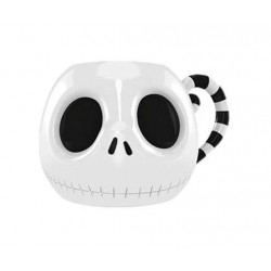Mug 3D Nightmare Before Christmas - Jack's Head - 300ml