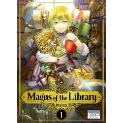 Magus of the Library T01 - Ed. Ki-Oon