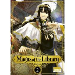 Magus of the Library T02 - Ed. Ki-Oon