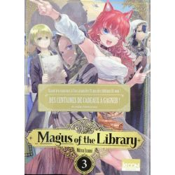 Magus of the Library T03 - Ed. Ki-Oon