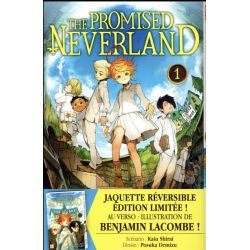 The Promised Neverland T01 - Ed. Kazé