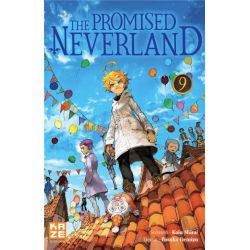 The Promised Neverland T09 - Ed. Kazé