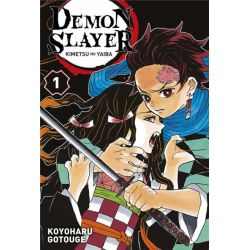 Demon Slayer T01 (Kimetsu no Yaiba) - Ed. Panini